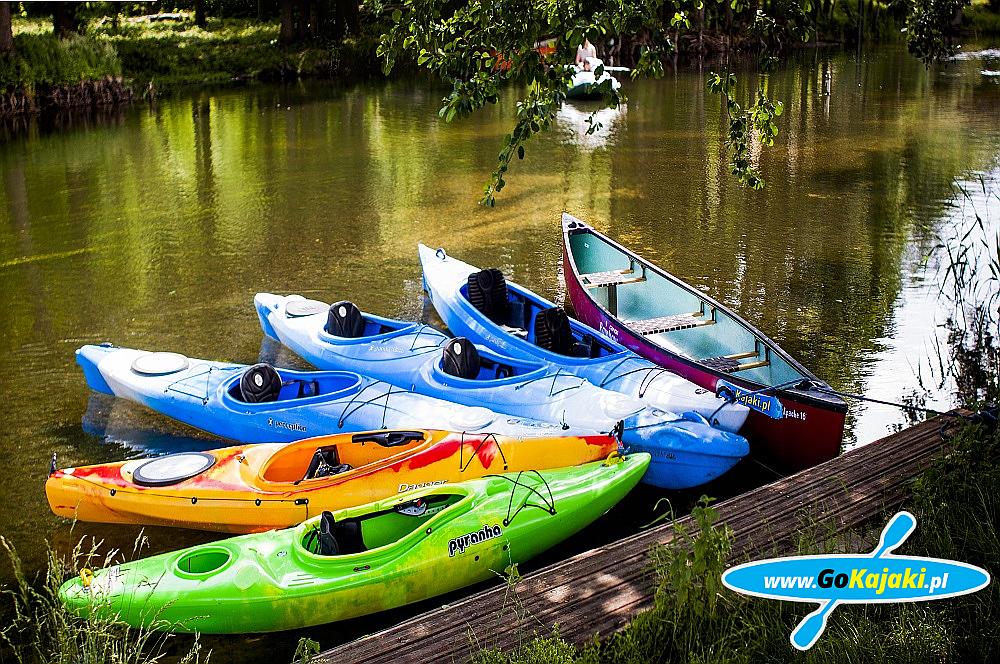 Gokajaki.pl – wypożyczalnia kajaków, spływy kajakowe i canoe