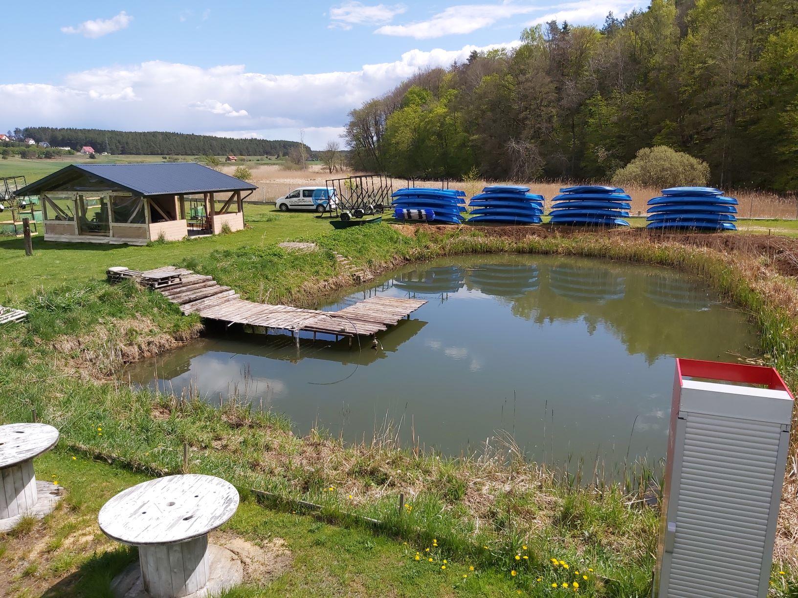 KAJACZKOWO.PL – najlepsze spływy na rzece Raduni