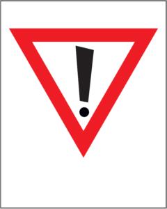 Dangerous places (exercise extreme caution)
