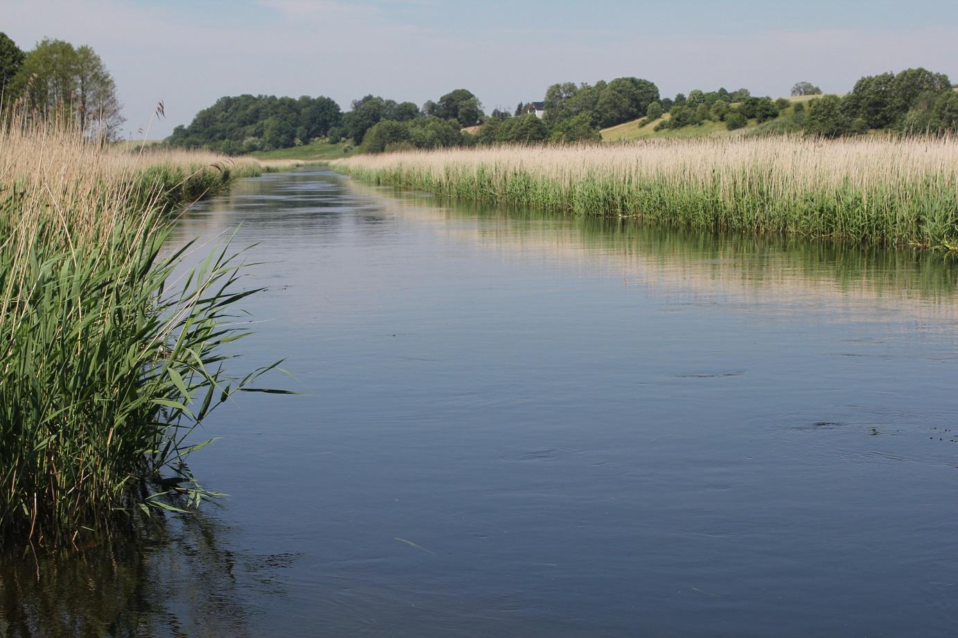 Brda easy section (Przechlewo – Lake Charzykowskie)